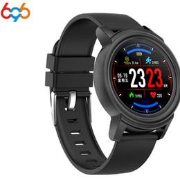 Step tracker watch online shopping - 696 Men women smart watch DK02 waterproof watch heart rate fitness step counter tracker for Android IOS sport watches PK Q8 Q1 D