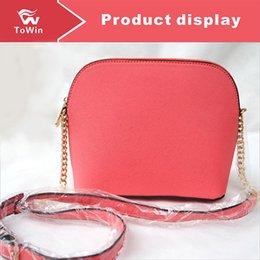 $enCountryForm.capitalKeyWord NZ - Small Crossbody Bags Women PU Luxury Handbags Women Zipper Shell Bag Designer Ladies Hand Shoulder Bag Messenger Bags 12 Colors Wholesale