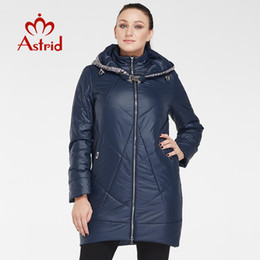 $enCountryForm.capitalKeyWord Australia - 2019 Astrid Thin Women Long Quilted Parkas Women Cotton Padded Jacket Autumn Windproof Womens Autumnjackets Coats Hot Am-2653MX190822