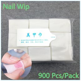 $enCountryForm.capitalKeyWord NZ - nails design 1 Pack Professional Lint Free Nail Wipes Soft Cotton Nail Wipe Polish Remover + Free Shipping (NR-WS39)