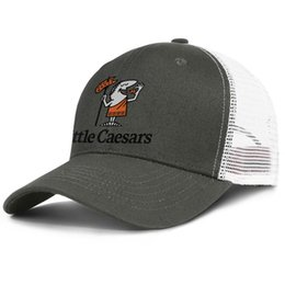 Little Hats UK - Little Caesars logo men Sport dad hat cool adjustable womens ladies basketball cap graphic trucker cap mesh sun hats