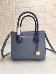 $enCountryForm.capitalKeyWord Australia - Genuine Leather Single Shoulder Messenger Handbag Fashion Design Woman's Package Hand Bill Of Lading Bagslder Messenger organ bags