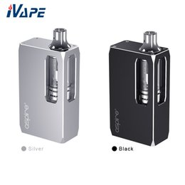 $enCountryForm.capitalKeyWord NZ - Authentic Aspire K1 Stealth Kit Built-in 1000mAh 12W MTL E-cigarette Starter Kit with K1 Plus Tank 2.4ml Nichrome Coil Adopted
