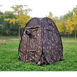 $enCountryForm.capitalKeyWord Australia - Single hide!Portable Privacy outdoor watching Pop Up Tent Camouflage UV function outdoor photography tent watching bird