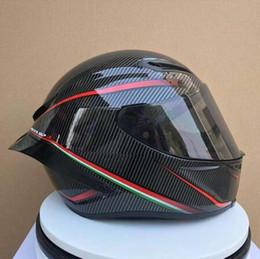 $enCountryForm.capitalKeyWord Australia - Full Face Pista GP-R Gloss Carbon Motorcycle Helmet Riding Car motocross racing motorbike helmet ((Replica-Copy-Not-Original)