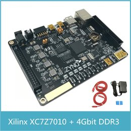 hdmi board Australia - Freeshipping XILINX FPGA XC7Z010 Development Board ARM Cortex A9 ZYNQ7010 with 4Gbit DDR3 with Xilinx Platform Cable USB with HDMI Ethernet