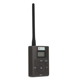 $enCountryForm.capitalKeyWord UK - Portable HanRongDa HDR-831 Stereo Digital FM Transmitter Mini FM Radio Station Broadcast w  Mic TF Card Slot 500m Audio Launch