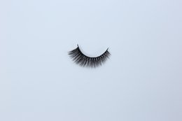 $enCountryForm.capitalKeyWord NZ - DHL free shipping A series 15 model A09 3D Real mink Eye Lashes Thick false Eyelashes a pair of false eyelashes with Round box