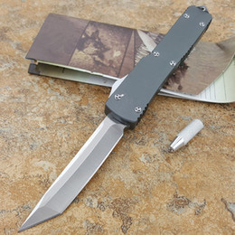 Fold Knives NZ - ut121 121 hellhound double action tactical self defense folding edc knife automatic knife automatic knives xmas gift