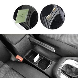 volkswagen card 2019 - Car Original Modified Glass Stopper Card Device Card Coin Slot For Volkswagen Vw Golf 6 Mk6 Gti R20 1 Pc Car