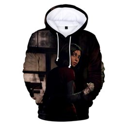 $enCountryForm.capitalKeyWord Australia - Alita Battle Angel 3D Printed Hoodies Women Men Fashion Long Sleeve Hooded Sweatshirt 2019 Hot Sale Casual Streetwear Hoodie