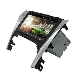 """Camry Android Dvd Gps Australia - Octa Core 2 din 10.1"""" Android 8.0 Car DVD Player for Toyota Camry 2012 2013 Car DSP Radio GPS 4G WIFI Bluetooth USB DVR 4GB RAM 32GB ROM"""