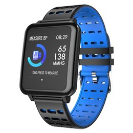 Q8 Smart Watch Australia - Sport Q8 Women Watch Bluetooth Smartwatch Heart Rate Monitor IP67 Waterproof Color Display Smart Watch Pedometer For Android IOS