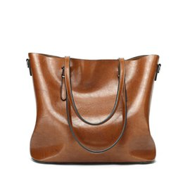 $enCountryForm.capitalKeyWord Australia - Leather Handbags Big Women Bag High Quality Casual Female Bags Trunk Tote Spanish Brand Shoulder Bag Ladies Large Bolsos
