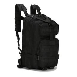 25L Тактический Штурмовой Рюкзак Водонепроницаемый Bug Out Сумка Небольшой Рюкзак для Открытый Туризм Отдых Охота