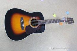 New body acoustic guitars online shopping - New Mt naretue spruce body EST D28S D28 Dreadnought Acoustic Electric Guitar