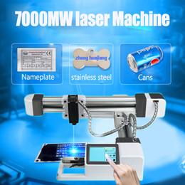 Опт NEW 3W / 7W USB Offline CNC лазерный гравер / Область работы: 15.5x17.5cm / 7000mw лазера высекая из нержавеющей стали DIY Марк принтер