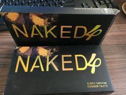 $enCountryForm.capitalKeyWord UK - Best quality Naked eye shadow pallet smoky makeup Naked 4 Palette 24 color naked pallet Matte Natual eyeshadow Cosmetics chocolate bar