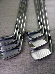 $enCountryForm.capitalKeyWord Australia - New Golf Club A2-716 Silvery Iron 8 picec Suits 3-9.P Loft R S Flex Steel Shaft With Head Cover Free Delivery