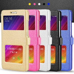 $enCountryForm.capitalKeyWord Australia - case xiaomi View Window Leather Case Xiaomi 4 pro   Redmi 4A Magnet Flip Cover for Redmi 4A