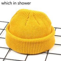 e6e604bdf5c Fashion Korean Knitted Landlord Hat For Women Men Thickened Warm Winter  Skullies Beanies Female Earflap Melon Hat Cap Bonnet
