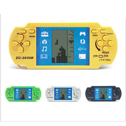 Color eleCtroniC games online shopping - Portable Retro Mini Handheld Game Console bit Color LCD Game Player For kids toys christmas gifts
