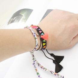 $enCountryForm.capitalKeyWord Australia - Ocean Series Girl Fashion Handcraft Starfish Glass Bead Bracelet For Women Anchor Charms Bracelet Jewelry Bijoux Gift