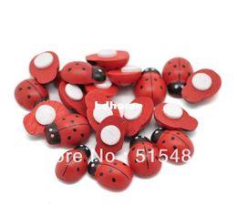 $enCountryForm.capitalKeyWord Australia - Free Shipping 150pcs Mini Wooden Stickers Easter Decoration Cute Fridge Magnets for Scrapbooking 9x13mm