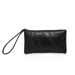 prices purses NZ - 2019 Fashion New classics Women's Stitched sheepskin Simple Coin Purse Bag Special price free delivery Y2106J