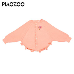 $enCountryForm.capitalKeyWord UK - Toddler girl 2019 cute sweaters loose knit open front cardigan pink sweater baby girl winter clothes knit top tassel cardiganP20