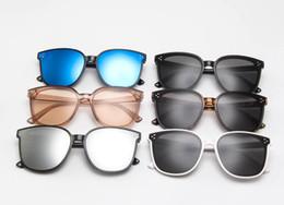 korean sun glasses 2019 - New Korean Trend Women Sunglasses Retro Fashion Wild Goggles Sun Glass Summer Outdoor Beach Glasses PC Lens 8 Color Chea