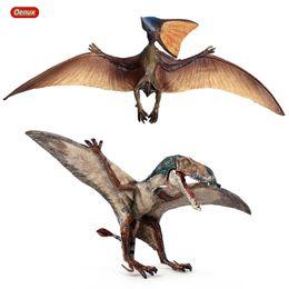 $enCountryForm.capitalKeyWord NZ - wholesale Classic Prehistoric Jurassic Predator Mouth Can Open Action Figures Pvc Pterodactyl Dinosaur Animal Model Toy Kids Gift
