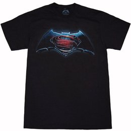 $enCountryForm.capitalKeyWord Australia - Factory Outlet Vs Factory Outlet : Dawn Of Justice Main Logo T-Shirt Tee Shirt For Men Summer Short Sleeve Crewneck Cotton 3XL Dead Pool Tee