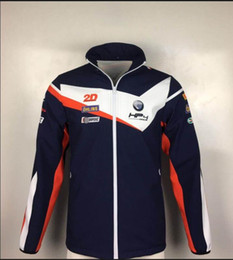 bm jackets UK - BM motorcycle sweater riding rally racing suit autumn and winter zipper windproof jacket T with the same custom