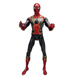 Playarts Kai Pa Marvel Legends Action Figure Pizza Spiderman Model Toys For Gift Toys & Hobbies