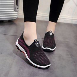 $enCountryForm.capitalKeyWord NZ - Designer Dress Shoes Spring and Autumn Soft and Comfortable Breathable Cloth Wear-resistant Anti-slip Portable Casual Sports Women