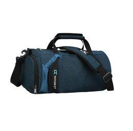Men Gym Bags For Training Bag 2019 Tas Fitness Travel Sac De Sport Outdoor  Sports Shoes Women Dry Wet Gymtas Yoga bags 61e3f56fe8148