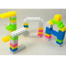 $enCountryForm.capitalKeyWord NZ - Building Construction Toys Blocks 96pcs Kids DIY Enlighten Building Blocks Toy Educational Assembling Small Bricks Brinquedos Kids Gift