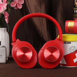 red wireless tablet Australia - New Arrival wireless bluetooth headphone 3.5mm audio cable headset fone phone tablet laptop pc mp3 bass stereo HD microphone