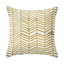 Gift Throw UK - Fashion Luxurious 3D Sequin Pillow Cushion Zipper Pillow Home Throw Pillowcases for Couch Wedding Gifts