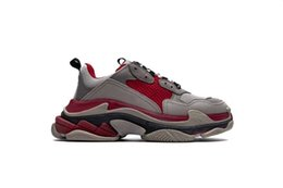 $enCountryForm.capitalKeyWord Australia - Bag) (with New 2019 Light Gray red 17fw Triple-s Sneakers Men Women Running Shoes Casual Dad Designer Shoes Tennis Sports Shoes
