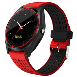 $enCountryForm.capitalKeyWord Australia - Upgraded Smart Watch Phone with Camera SIM Card Version Sleep Monitor Message Calls Reminder Music Player for Android iPhone