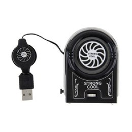 $enCountryForm.capitalKeyWord Australia - Universal Laptop PC Cooler Exhaust Cooling Fan Heat Dissipation High Performance Fan for Fast Cooling USB Hot Air Extractor