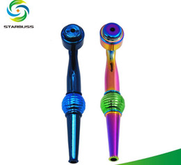 $enCountryForm.capitalKeyWord Australia - 2020 New Type of Threaded Honeycomb Metal Pipe with Straight Rod and Fine Nozzle Colour Easy to Clean