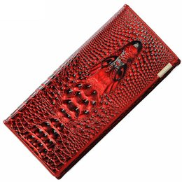 Wholesale banabanma Women Large Capacity Crocodilian Printing Leather Handbag with Hardware Buckle