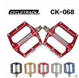 $enCountryForm.capitalKeyWord Australia - CK-068 aluminum alloy pedal Imrider lightweight seal Palin-grade polyamide bicycle pedal for BMX Road MTB bicycle