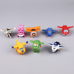 $enCountryForm.capitalKeyWord Australia - Super Fighter action figures for kids helicopter cars model building kits mini action figures decorations transformation toys and robots