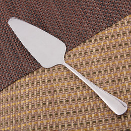 $enCountryForm.capitalKeyWord Australia - Cream Knife Spatula Fondant Pastry Slicer Small Knife Cake Cutter Pizza Pie Cheese Shovel Stainless Steel Baking Tools Cooking