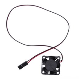 remote control car accessories UK - For Rc Other Game Accessories Model Car Esc 3010 Motor Cooling Fan For Remote Control Car Parts Accessories 25X25Mm