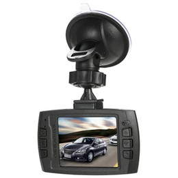 full hd car dvd UK - 1PC Full HD 1080P 2.4 inch TFT LCD Display Car DVd Dash Camera Black